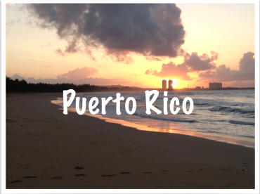 Puerto Rican Sunset